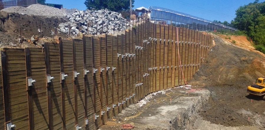 Walls And Retaining Structures Our Services Brayman